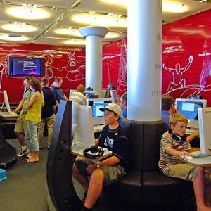 Интернет-кафе Верхней Сысерти