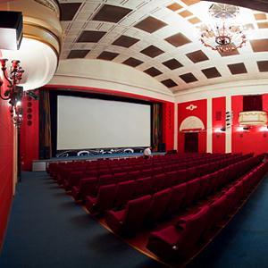 Кинотеатры Верхней Сысерти