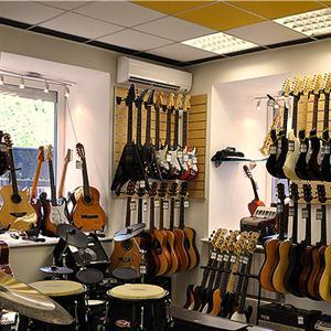 Музыкальные магазины Верхней Сысерти