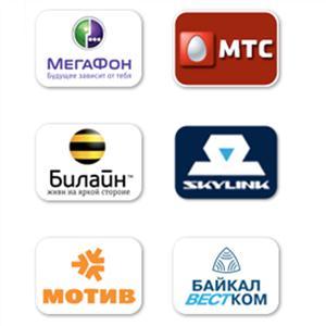 Операторы сотовой связи Верхней Сысерти