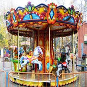 Парки культуры и отдыха Верхней Сысерти