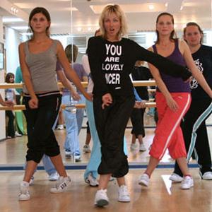 Школы танцев Верхней Сысерти